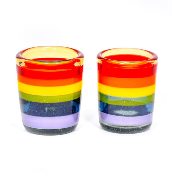 Rainbow Shots (Pair)
