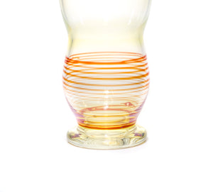 Fumed Pint (Red Accent)