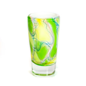 Scribble Tech Shot Glass