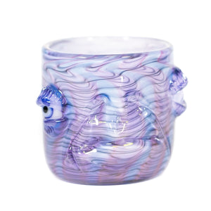 Purple Tumbler Pair