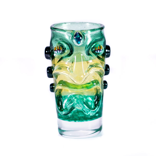Tiki Shot Glass