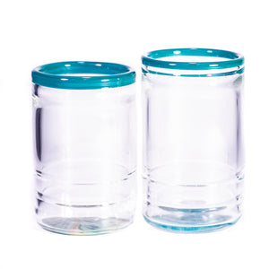 Earth and Water Paint Cups