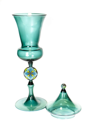 Fillacello Lidded Goblet