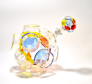 Primary Dodecahedron Decanter