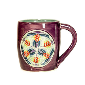 Purple Fillacello Mug