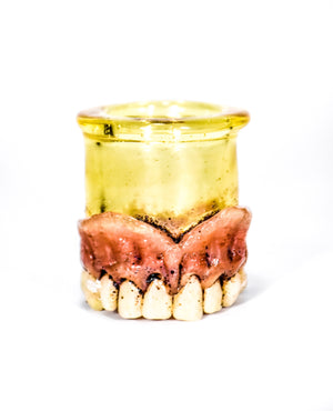 Serum Denture Shot Glass