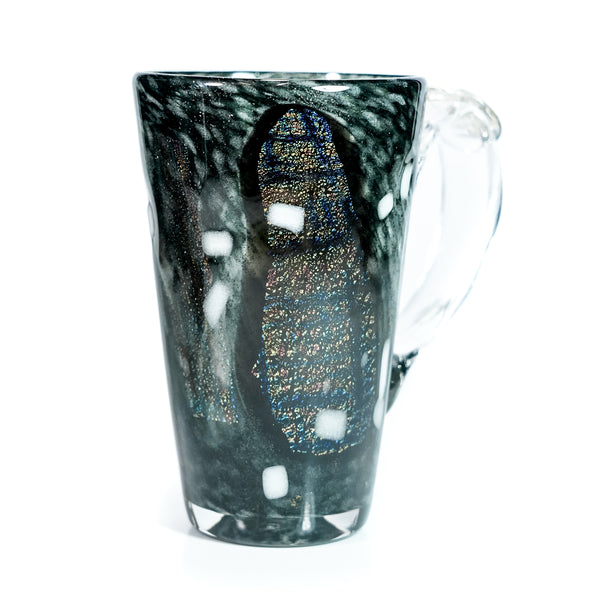 Glow In The Dark Dichroic Mug
