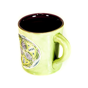 Green Fillacello Mug