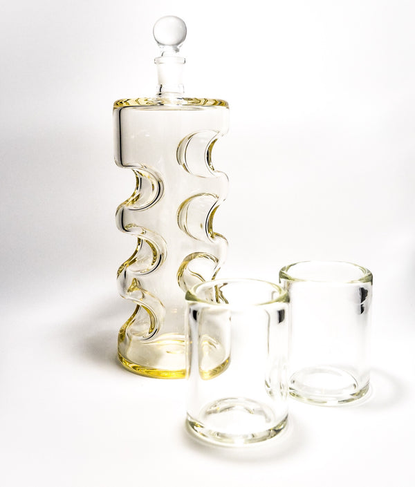 Jigsaw Decanter