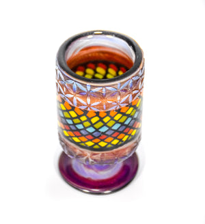 Seed of Life Shot Glass