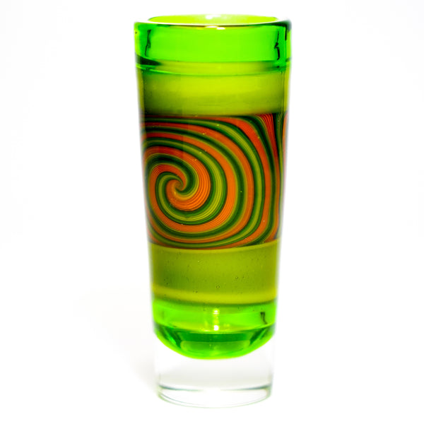 Spiral Shot Glass