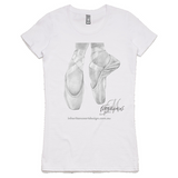 Dancer Women's Shirt - White