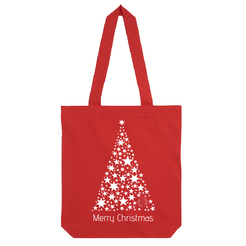 LIMITED EDITION Generous Apparel Christmas Tree Tote