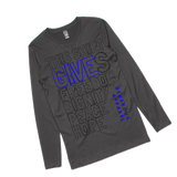 Guy's THIS SHIRT GIVES FREEDOM Long Sleeve Tee