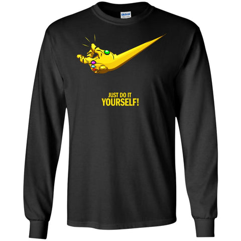 Thanos just do it logo nike shirt supposi thanos just do it logo nike shirt g240 gildan ls ultra cotton t shirt solutioingenieria Image collections