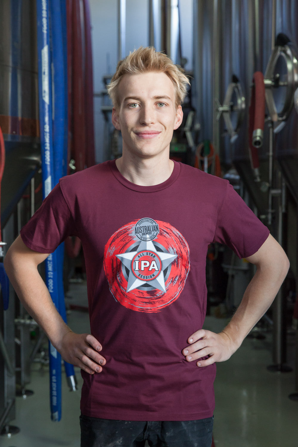 Australian Brewery All Star Session IPA T-Shirt