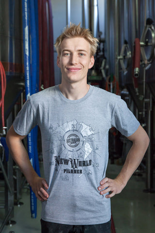 Australian Brewery New World Pilsner T-Shirt