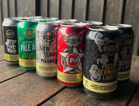 The Australian Brewery Core Favourite's 10-Pack