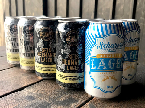 The Lager Legends 10-Pack