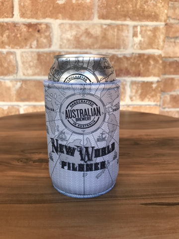 New World Pilsner Stubby Cooler