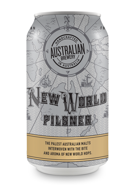 New World Pilsner