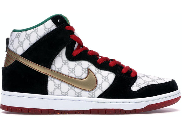 Nike Dunk SB High Black Sheep