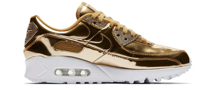 Nike Air Max 90 Metallic Gold