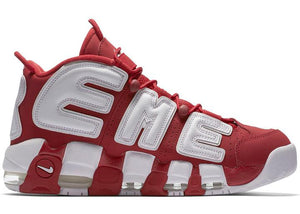 Air More Uptempo Supreme - Red