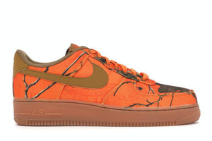 Air Force 1 Low Real Tree Orange