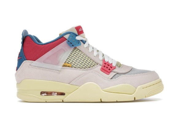 Jordan 4 Union Guava Ice