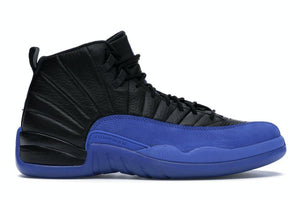 Jordan 12 Black Game Royal