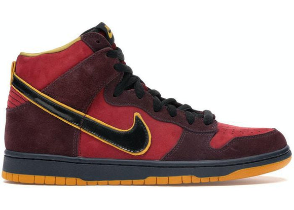 Nike Dunk SB High Iron Man