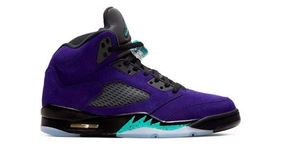 Jordan 5 Alternate Grape