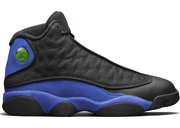 Jordan 13 Black Hyper Royal