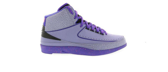 Jordan 2 Retro Iron Purple