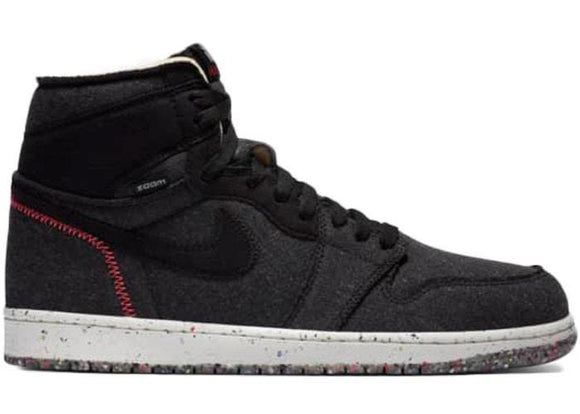 Jordan 1 High Zoom Crater
