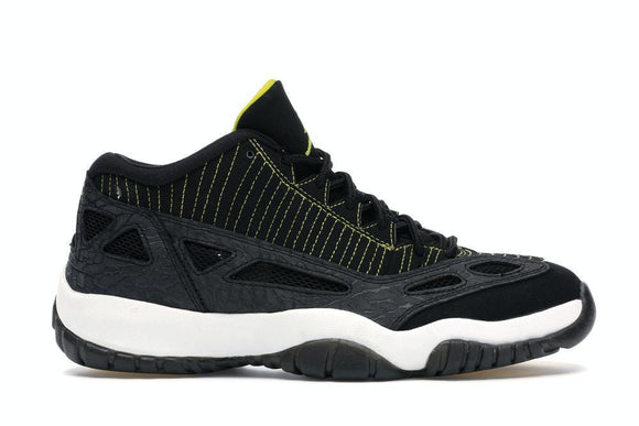 Jordan 11 Low IE Black Zest