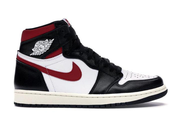 Jordan 1 Black Gym Red