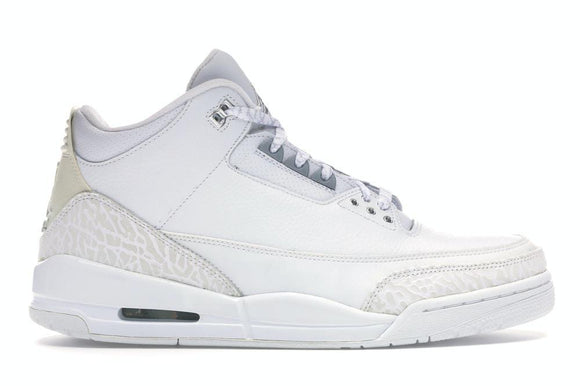 Jordan 3 Pure Money 2018