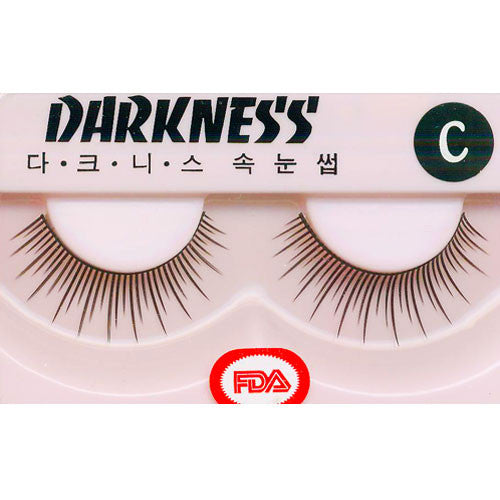 Darkness False Eyelashes C