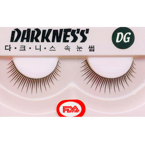 Darkness False Eyelashes DG