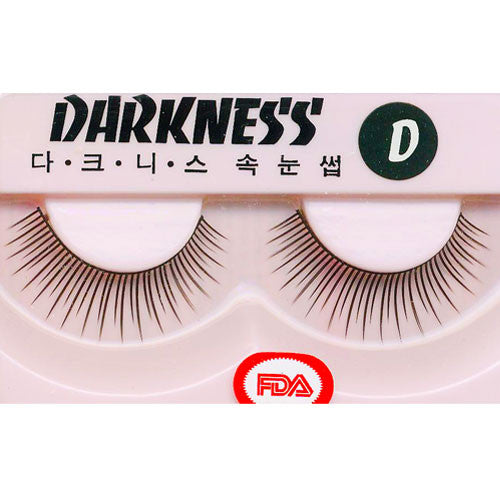 Darkness False Eyelashes D