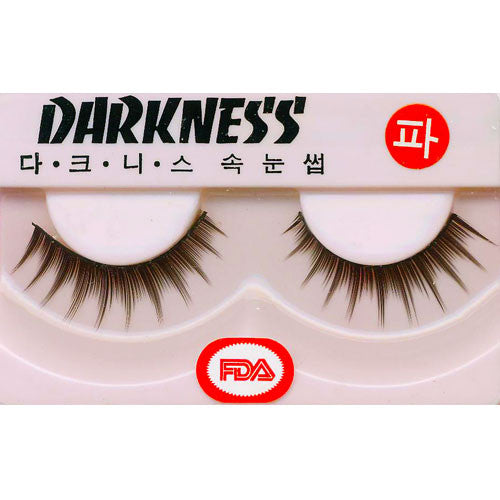 Darkness False Eyelashes PA