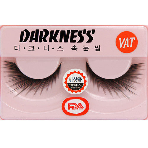 Darkness False Eyelashes VAT