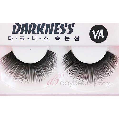 Darkness False Eyelashes VA