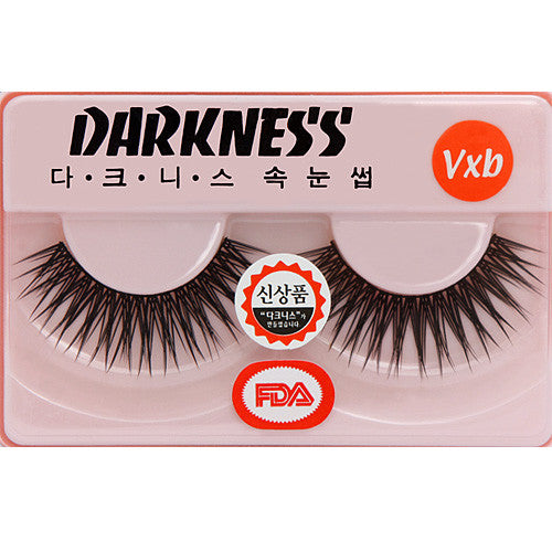 Darkness False Eyelashes VXB