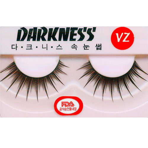 Darkness False Eyelashes VZ