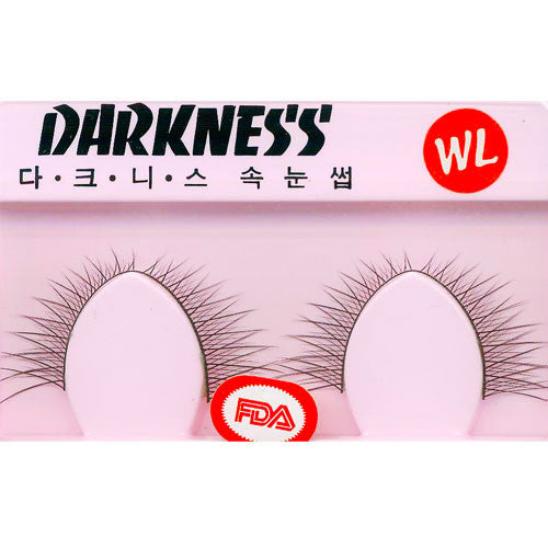 Darkness False Eyelashes WL