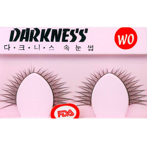 Darkness False Eyelashes WO