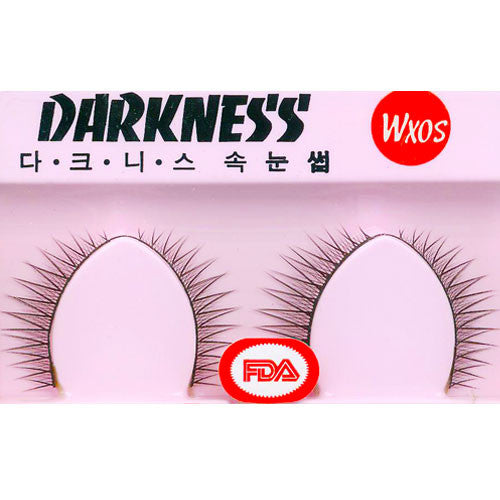 Darkness False Eyelashes WXOS
